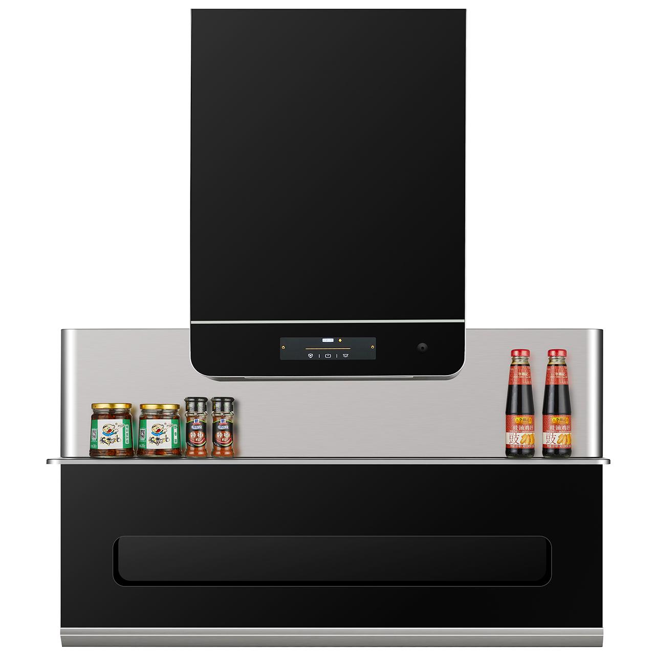 088A2橱柜油烟机,置物式抽油烟机,平板烟机