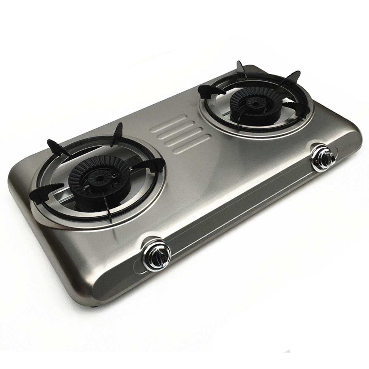 K2-T2S016W黑色旋火炉具,不锈钢灶具