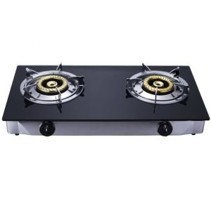 K2-T2G010W厨房台式玻璃炉,燃气灶具